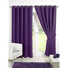 Purple Curtains Purple Eyelet Curtains Co Uk