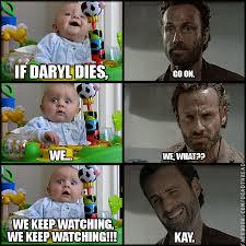 Walking Dead Memes Season 5 - in honor of the season 5 finale of the walking dead tonight i