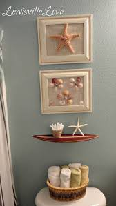 diy beach bathroom decor home design ideas