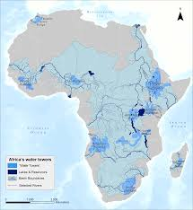Rivers Of Africa Map by Mrs Perez Mcneil Hs World Geography