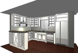 20 20 Program Kitchen Design White Shaker Kitchen Cabinets