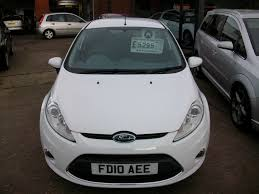 ford fiesta 1 2 zetec 5dr manual for sale in widnes horns car sales