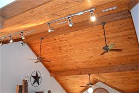 track lighting for vaulted ceilings cathedral ceiling track lighting sbl home