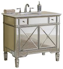 mirror vanities for bathrooms mirrored bathroom vanity home design ideas and pictures
