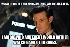 Meme Dr Who - doctor who bow tie memes quickmeme