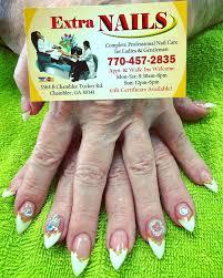 extra nails 37 photos u0026 14 reviews nail salons 3364 chamblee