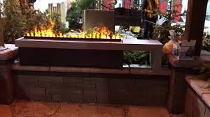 handmade fire pit electric fire pit handmade by nero fire design opti myst burners