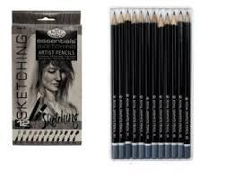 sketching pencils etsy