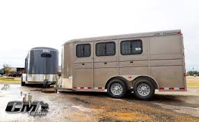 montana travel trailer floor plans cm trailers all aluminum steel horse livestock cargo