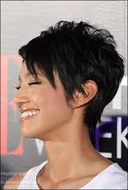 womens hairstyles short front longer back or this cute pixie i like how it is shorter in the back