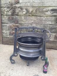 Firepit On Wheels Pit With Wheels Pit Ideas