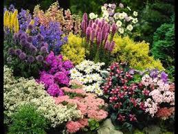 Landscaping Ideas Around Trees Flower Garden Ideas Around Trees I Perennial Garden Border Design