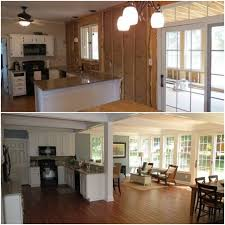 Small Kitchen Remodel Before And After The 25 Best Before After Kitchen Ideas On Pinterest Before