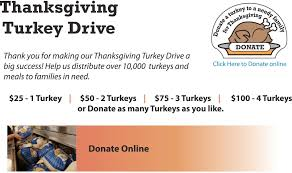 st francis food pantries shelters turkey donation