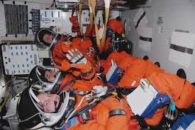 space shuttle astronaut what g force do astronauts experience during a rocket launch