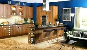 peinture cuisine bois modele peinture cuisine modele cuisine bois moderne 9 couleur