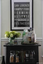 Mini Bar Furniture by Bar Cabinet Note To Self I Need To Make That Sign Wine