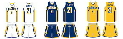 jersey design indiana pacers nba uniform rankings part 2 the front office
