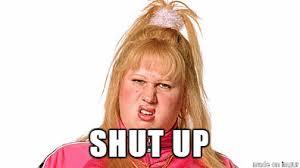 Vicky Meme - vicky pollard shut up meme on imgur