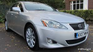 lexus owns toyota sold 07 lexus is250 se l full lexus service history 2 owner