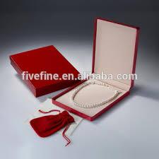 luxury necklace box images Luxury big necklace gift box jewel necklace box pearl necklace jpg