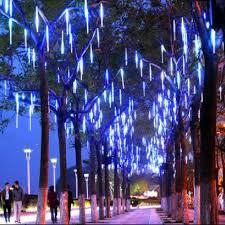 string christmas lights on outdoor trees christmas lights decoration