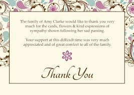 free funeral thank you cards templates ideas u2014 anouk invitations