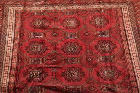 Bokhara Oriental Rugs Turkoman Bokhara Persian Area Rug