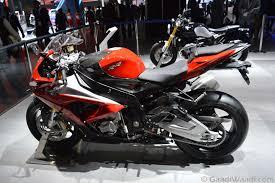 bmw s1000rr india 2016 delhi auto expo bmw s1000rr sport bike unveiled in india