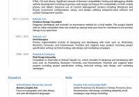 Freelance Web Designer Resume Sample Drupal Developer Resume Sample Fred Resumes