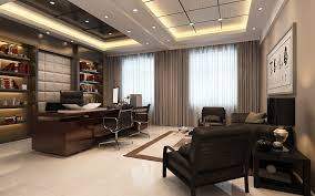 Top  Luxury Home Offices Executive Office Office Designs And - Home office room designs