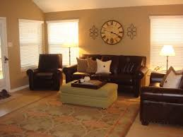 Interior Designs For Living Room With Brown Furniture Brown Living Room Ideas Best Color For Living Room
