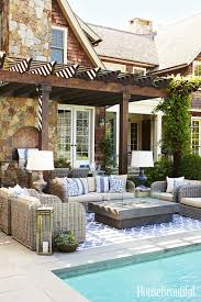 Decoration Exterieur Jardin Moderne by 4 Indoor Decorating Moves To Take Outside Terrasses Patios Et