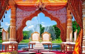 Hindu Wedding Mandap Decorations Zoviti Blog Beautiful Mandaps To Take Your Wedding Vows In