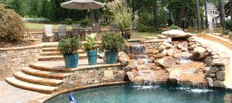 concrete driveways hardscape designs custom driveways atlanta