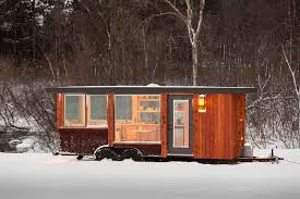 Tiny Homes On Wheels For Sale by Towable U0027tiny House U0027 Cabin On Wheels