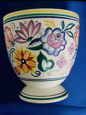 Poole Pottery Vase Patterns Unboxed 1940 1959 Poole Pottery Vases Ebay