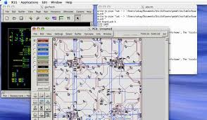 laying out printed circuit boards with open source tools evil