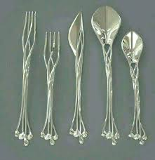 unique cutlery unique flatware sets unique flatware sets unusual best silverware