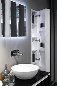 Tall Bathroom Cabinets Tall Bathroom Cabinet In U0026out By Rifra