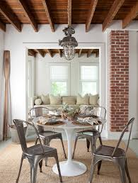 Tolix Dining Chairs Tolix Dining Chairs Cottage Dining Room Wolf Interiors