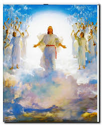 amazon com second coming of jesus christ wall decor picture art