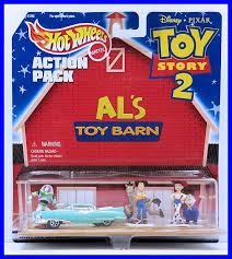 Al From Als Toy Barn Toy Story 2 Al U0027s Toy Barn Action Pack Model Vehicle Sets