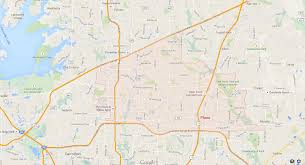 Plano Tx Map Paintless Dent Removal Plano Texas
