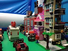 Lego Office Bricks Laboratory Lego City In My Home Office