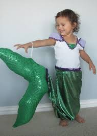 Mermaid Halloween Costumes Baby 26 Mermaid Costume Ideas Images Costume