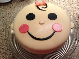 cute easy baby face cake made by valerie o u0027cakes cakes