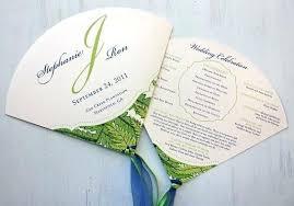 wedding fan fan wedding invitations vintage wedding invitation fans fan