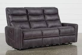 Buy Recliner Sofa Malia Power Reclining Sofa Living Spaces