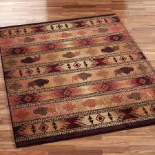 Area Rugs Southwestern Style Coffee Tables Aztec Rug Black And White Pendleton Rugs Southwest